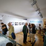 """Inauguração da exposição """"Atlântico"""""""