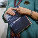 """Lançamento do livro """"Atlântico"""""""